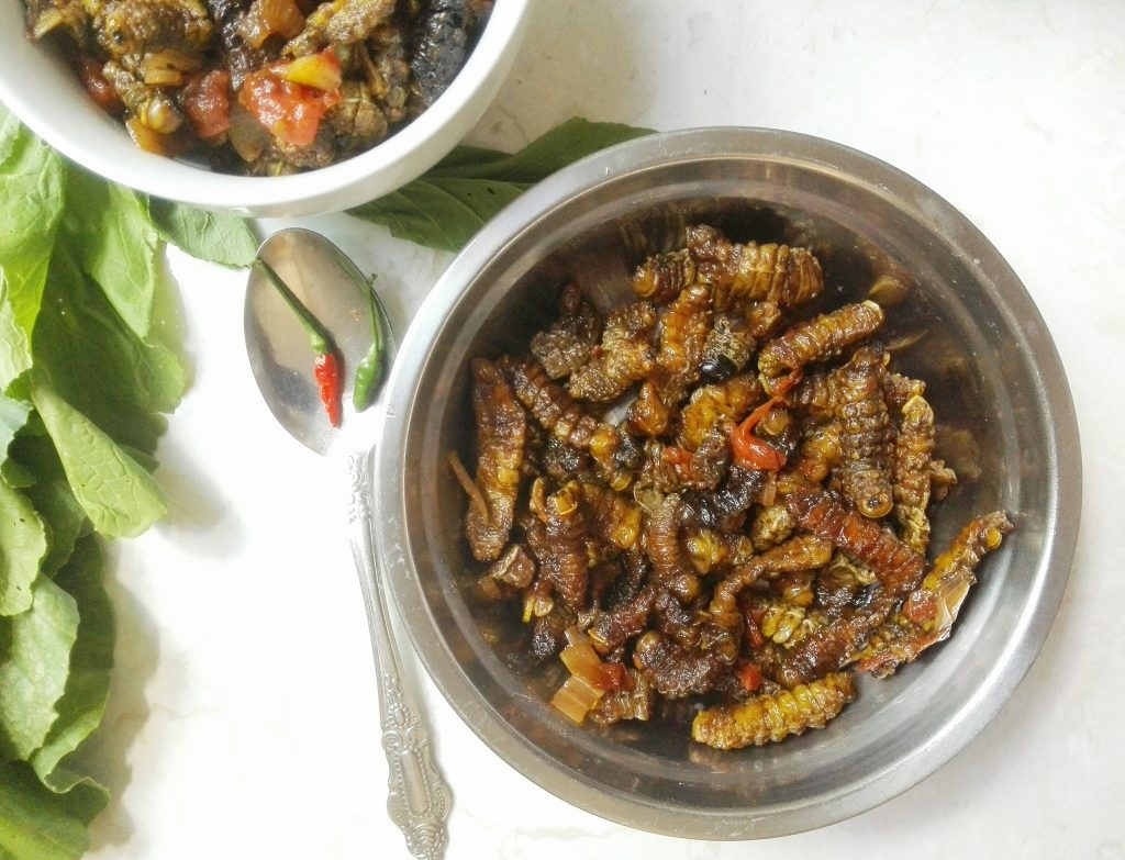 vinkubala zambian food