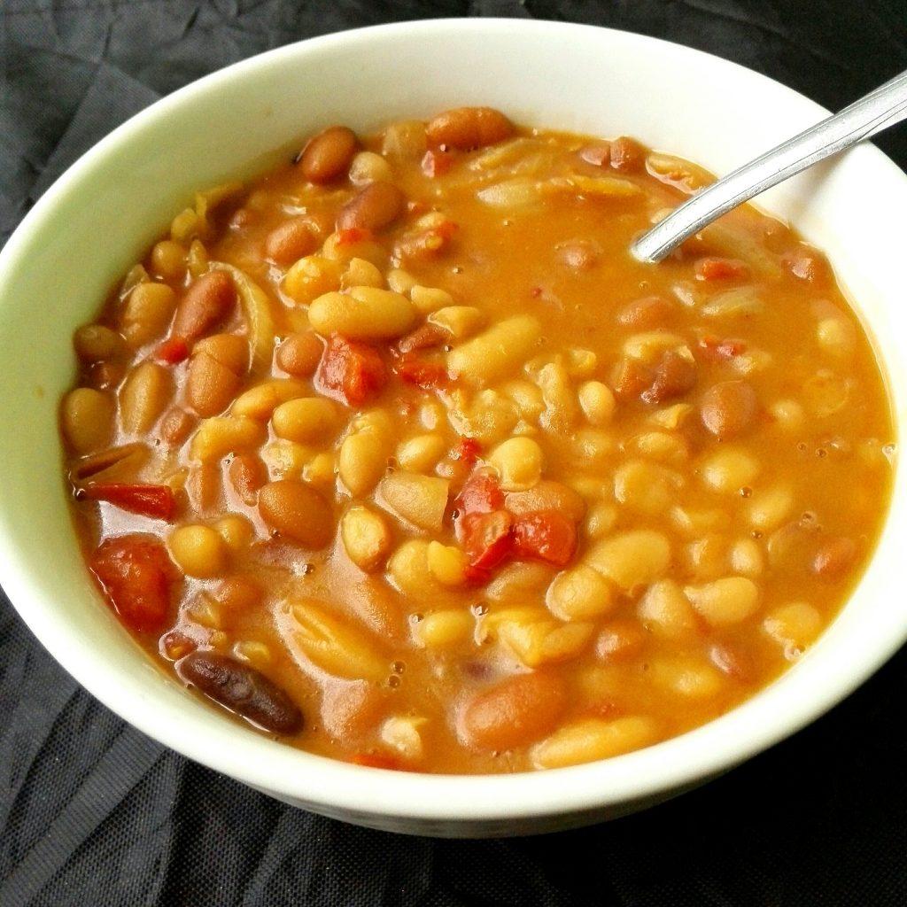 dry beans zambian food